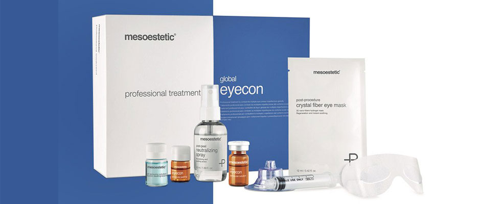 mesoestetic global icon products